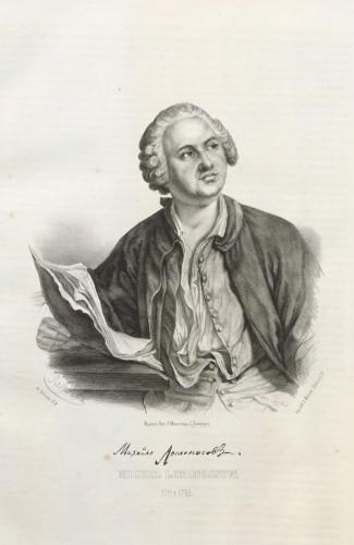 Portrait de M. V. Lomonossov (ph. 1)