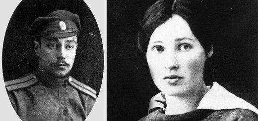Portraits de Pavlik et Natacha Schagall, 1919